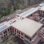 Panneaux solaires appartements