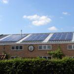 Installation industrielles panneaux solaires