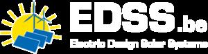 Logo van EDSS wit