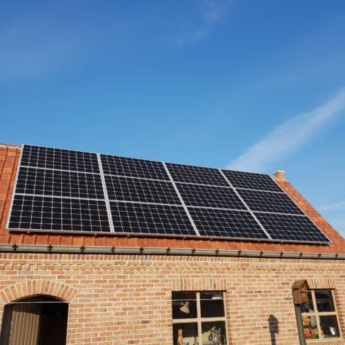 12 Heckert Solar panelen Langemark