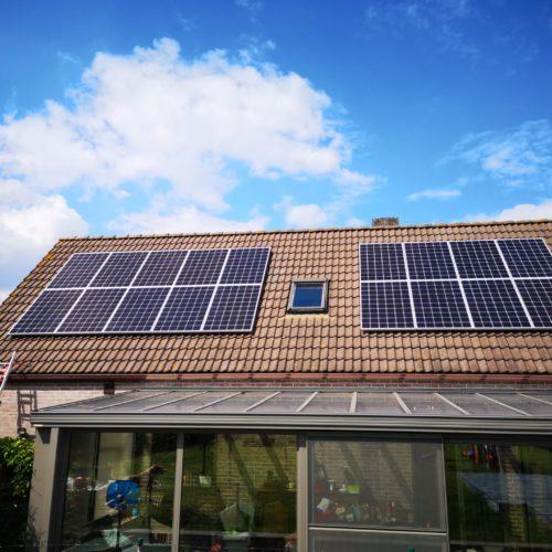 18 Heckert Solar panelen Vezon