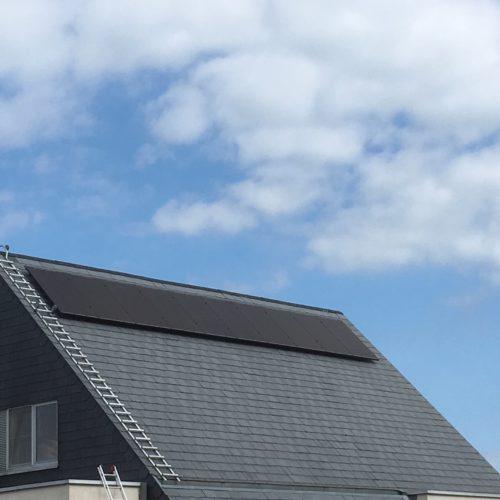 18 Heckert Solar panelen Kluisbergen