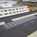 72 Panneaux Solaires Heckert Solar à Brugges